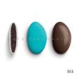 Κουφέτα σοκολάτας Χατζηγιαννάκη Bijoux Supreme ανάμικτα χρώματα
