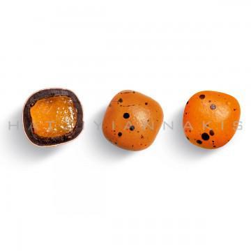 Βότσαλα με σιροπιαστό πορτοκάλι και σοκολάτα