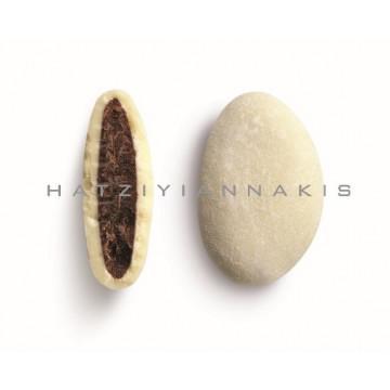 Σοκολατάκια-κουφέτα more and less με γεύση καρύδα