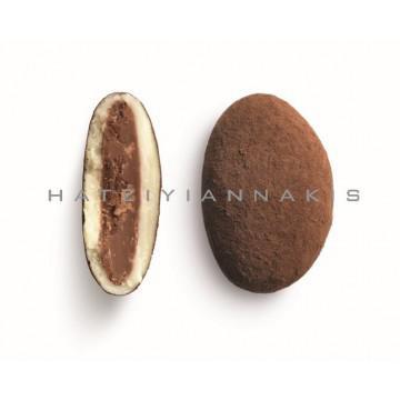 Σοκολατάκια-κουφέτα more and less με γεύση τιραμισού
