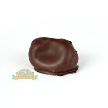 Σοκολατένιο κέρασμα με αληθινή σοκολάτα, πουρέ κάστανου, καρύδια και κανέλα Κεϋλάνης