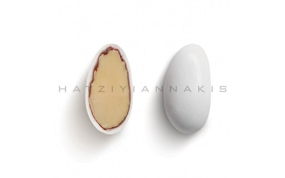 Κουφέτα Χατζηγιαννάκη με αμύγδαλο και γεύση βανίλια