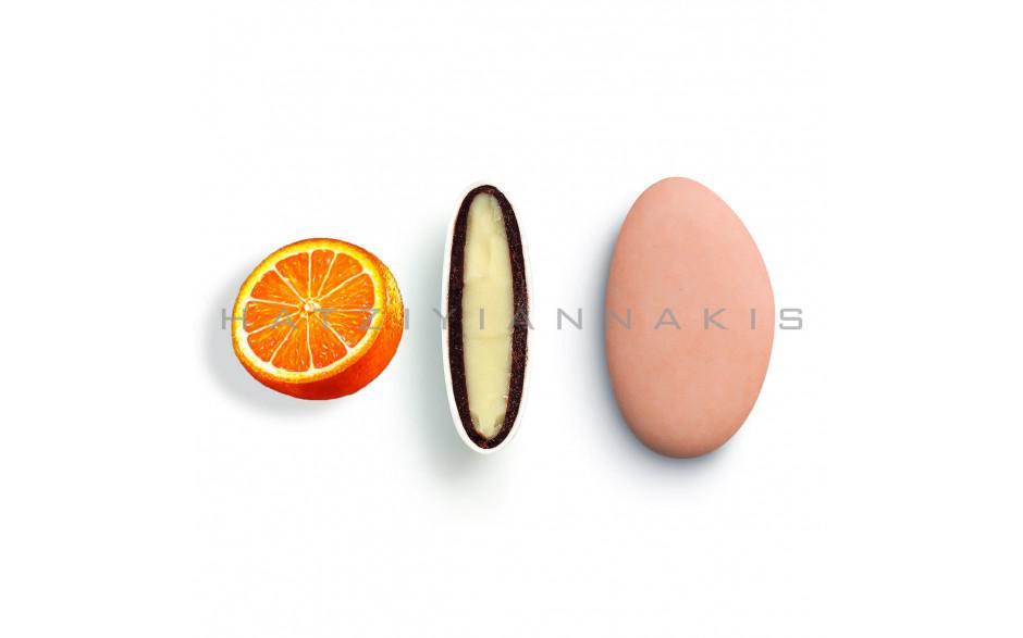 Κουφέτα σοκολάτας Χατζηγιαννάκης με γεύση πορτοκάλι