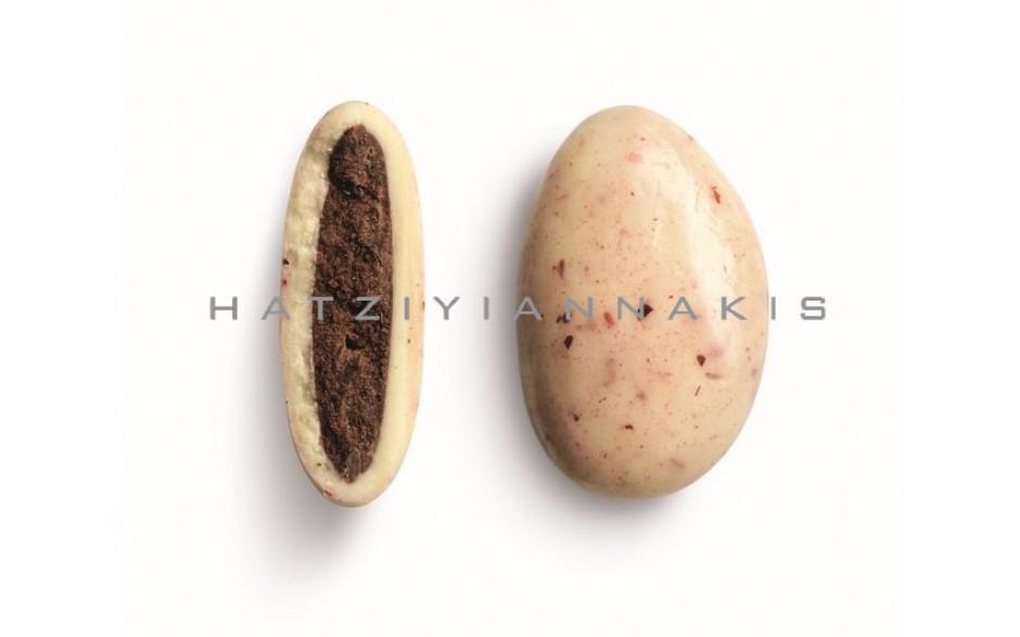 Σοκολατάκια-κουφέτα more and less με γεύση